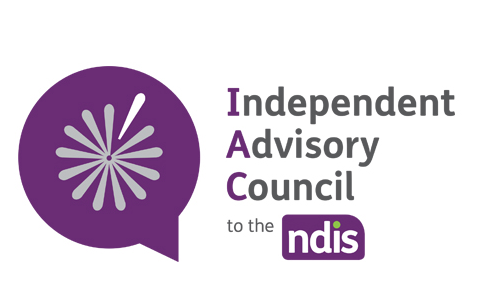 Logo for the Independent Advisory Council to the NDIS